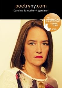 Antología multilingüe. Artepoética press.The Americas Poetry Festival of New York2015